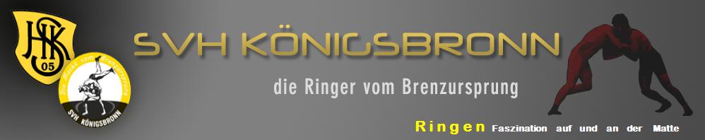 SVH Königsbronn – Ringen am Brenzursprung